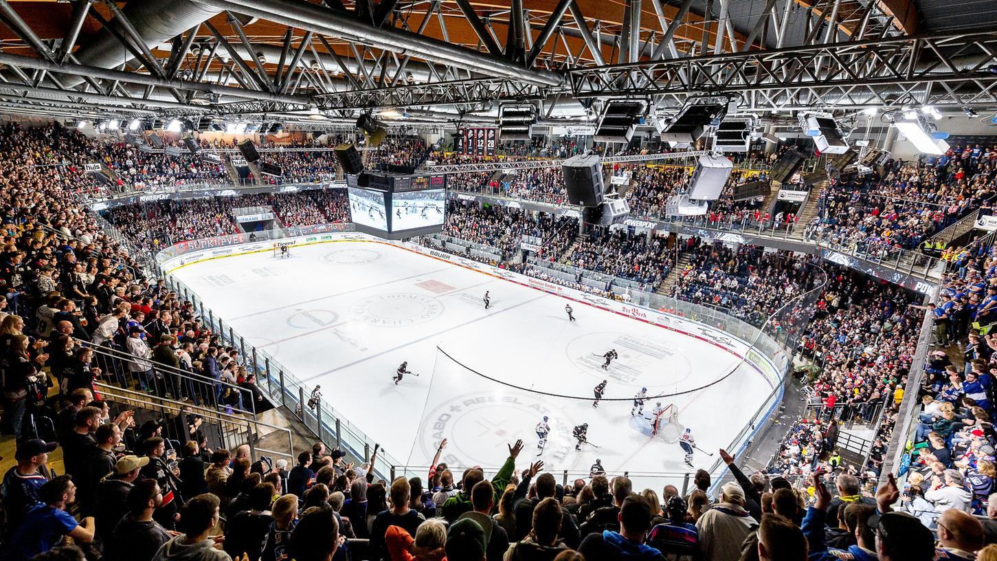 Voll wird die Arena so schnell erstmal nicht. Aber halbvoll, das wäre schon ein schöner Erfolg, für Ice Tigers und HC Erlangen.