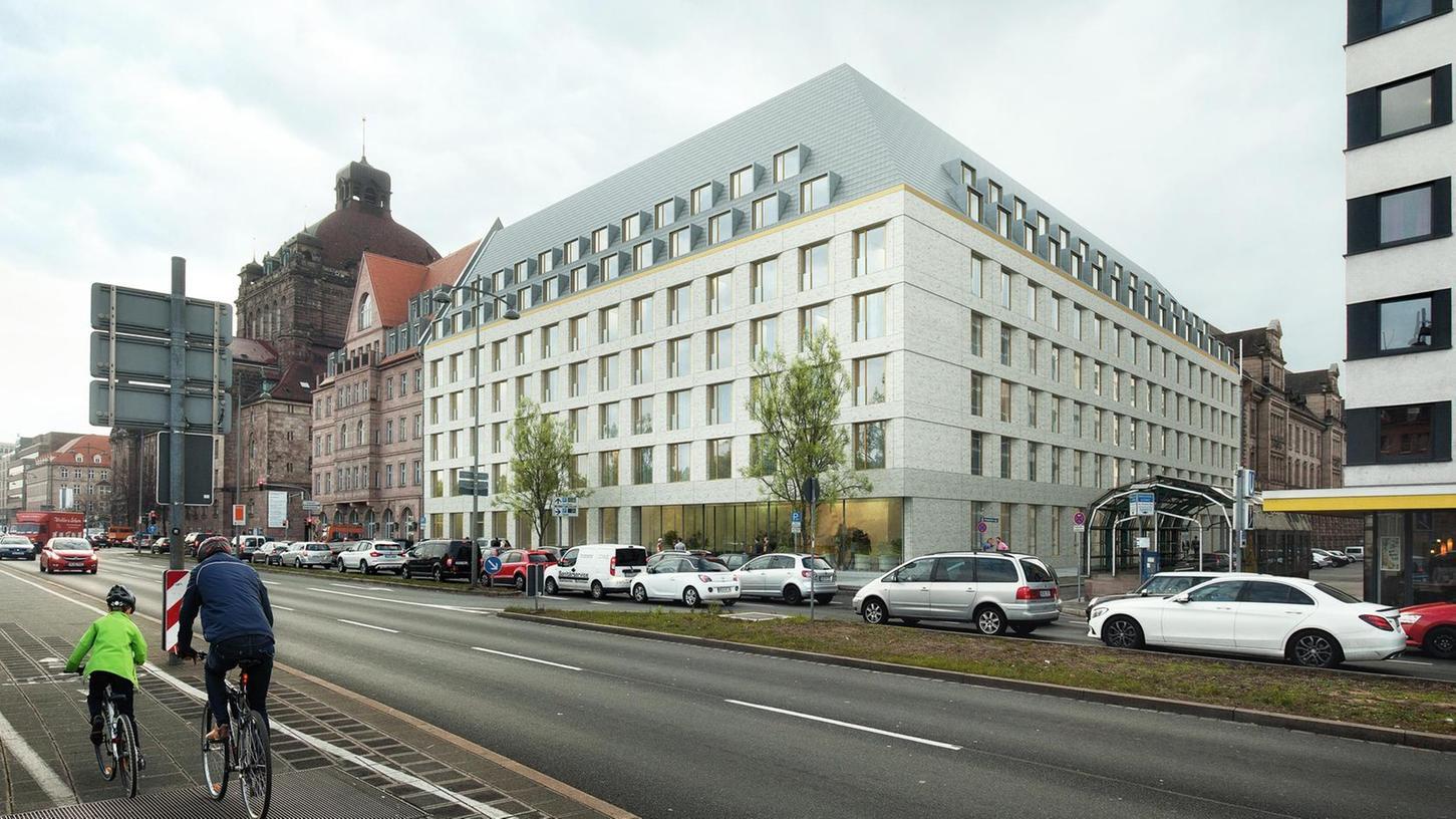 Schon seit 2011 will der deutsche Ableger der Buta Group in Dubai ein Hotel mit 270 Zimmern auf dem Platz des ehemaligen Arbeitsamts errichten. Im Herbst wurde ein Antrag auf Vorbescheid gestellt.