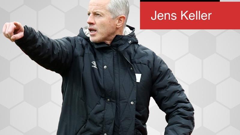 Folge 28: Jens Keller im Live-Podcast