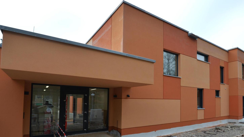 """2017 wurde die Kindertagesstätte """"Löwenzahn"""" in Postbauer-Heng eröffnet. Nun wurde sie um ein zweitee Gebäude erweitert."""