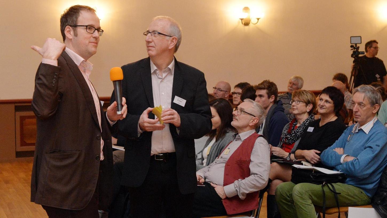 Der StUB-Zweckverband hatte zu einer Info-Veranstaltung eingeladen.