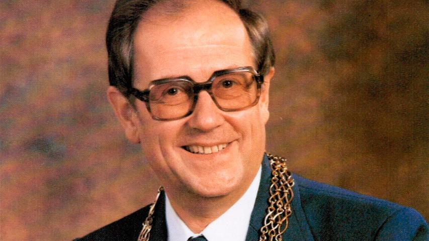 Historisch: Das sind Forchheims Oberbürgermeister von 1945-2020