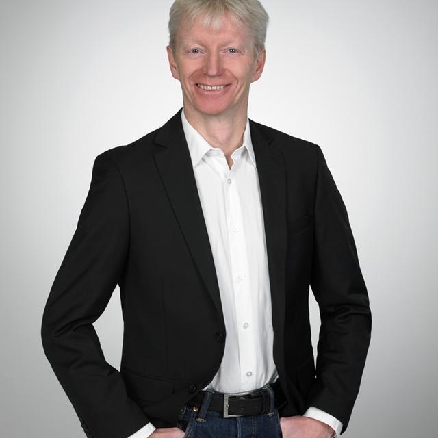 Bürgermeisterkandidat für Leinburg: Gerhard Pfeiffer.