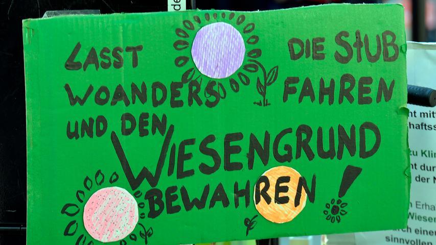 Erlangen: Die Bürgerinitiative
