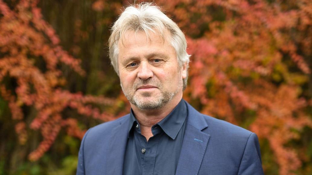 Setzte sich knapp gegen Amtsinhaber Lutz Egerer durch: Petersaurachs neuer Bürgermeister Herbert Albrecht.