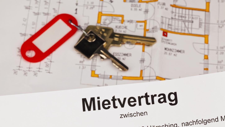 Das Objekt der Begierde: Wer aktuell eine Mietwohnung in Nürnberg sucht, der muss dafür tief in die Tasche greifen.