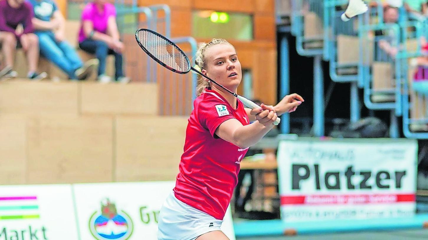 Kristin Kuuba, die dreifache estnische Meisterin von 2020 und Nummer 64 der Welt, gewann am Wochenende drei von vier Spielen. In der Bundesliga-Spielstatistik rangiert sie bei den Damen mit 16 Siegen auf dem zweiten Platz. Am 23. Februar wird sie sich von ihren Freystädter Fans verabschieden.