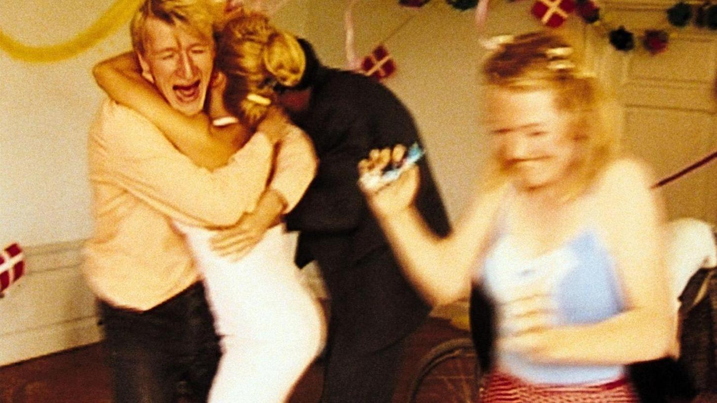 """Ebenfalls im Kommkino zu sehen: """"Idioten"""" von Regisseur Lars von Trier. Er erzählt von der Auflehnung gegen die bürgerlichen Vorschriften und Verhaltensweisen."""