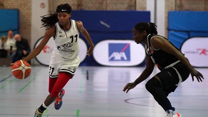 Kia Baskets gegen Mainz Kia Baskets gegen Mainz