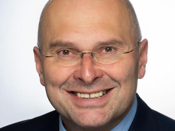 Werner Lappat will das persönliche Gespräch suchen.