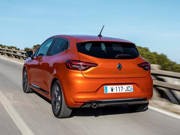 Ausgewogen: Bei der Fahrwerksabstimmung des Clio hat Renault alles richtig gemacht.