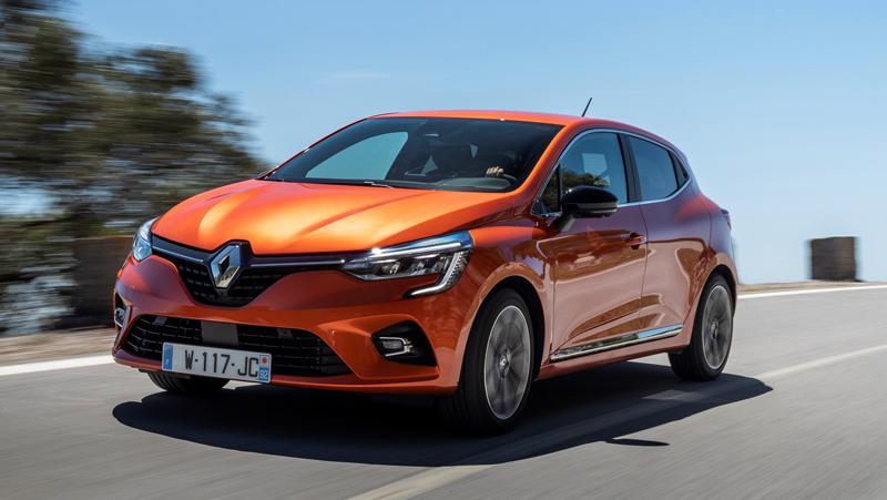 Renault Clio: Die Sonderlackierung