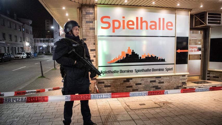 Elf Tote in Hanau: Täter handelte aus rassistischen Motiven