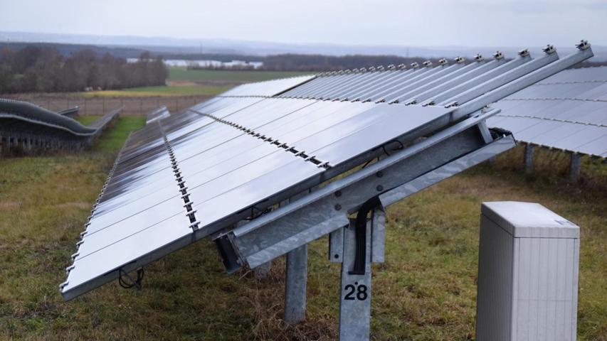 An der A9 soll ein Solarkraftwerk entstehen