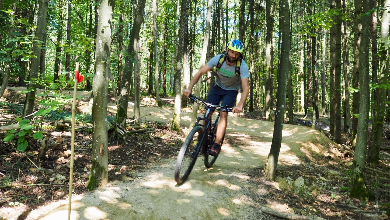 Die Heumödern Trails bei Treuchtlingen wurden für Mountainbiker bereits ausgebaut. Weitere Routen sind in der Planung.