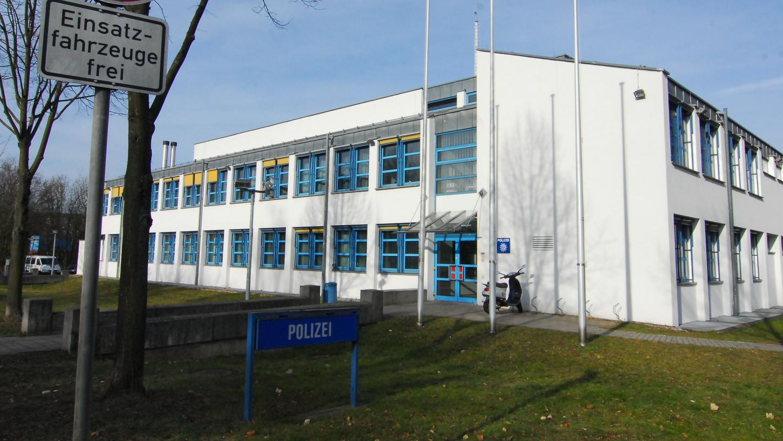 Motiv : Polizeiinspektion Forchheim..Forchheim Oberfranken..Foto Roland Huber..Forchheim b1..03 02 09