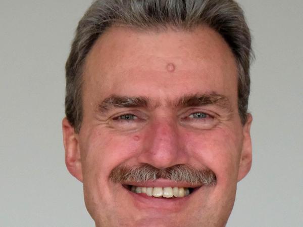 Peter Ottmann, Geschäftsführer der NürnbergMesse.