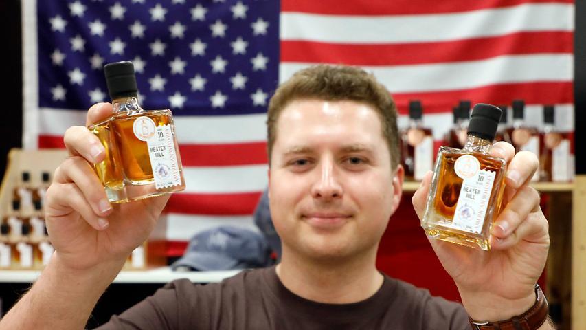 Edle Raritäten: Whisky-Messe