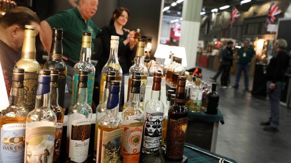 2500 edle Tropfen: Das bietet die Whisky-Messe