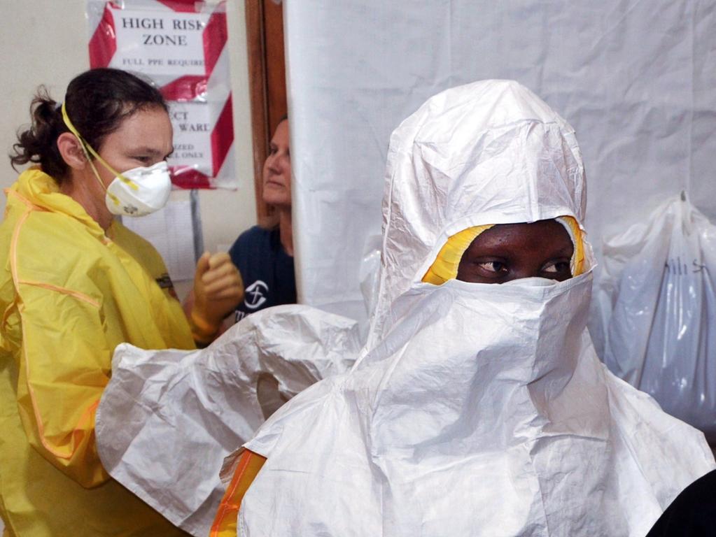 Die Ebolafieber-Epidemie, die 2014 in mehreren westafrikanischen Ländern ausbrach und Anfang 2016 zunächst als beendet erklärt wurde, forderte in Westafrika mehr als 11.000 Tote. Seit Mitte 2018 tritt Ebola im Osten des Kongo auf. Mehr als 3300 Menschen infizierten sich, mehr als 2200 starben.