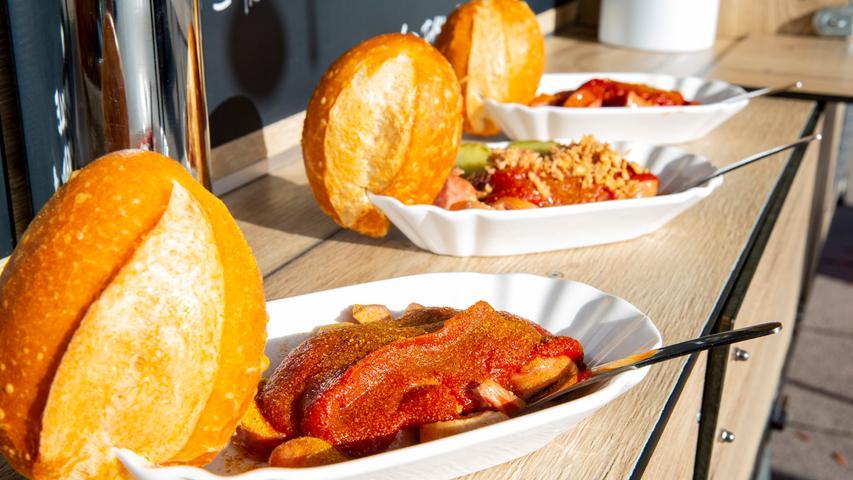 Sie haben entschieden: Hier gibt's Frankens beste Currywurst!