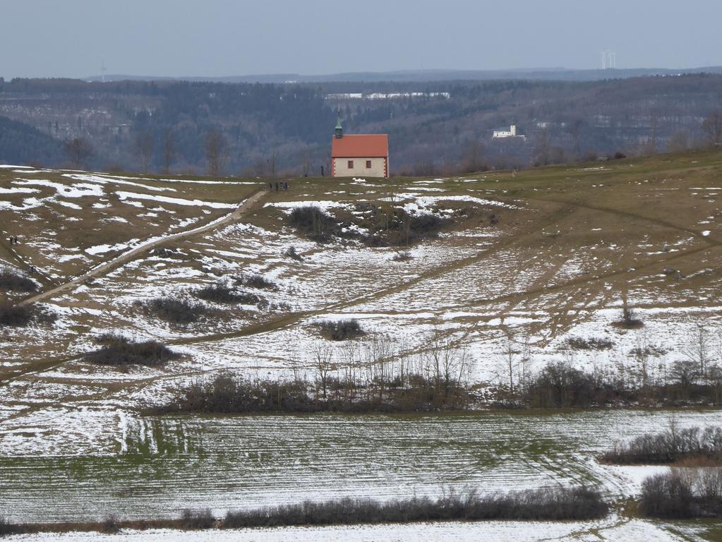 Zwei Tage später, wir schreiben den 1. März 2020, ist der Schnee schon wieder auf dem Rückzug.