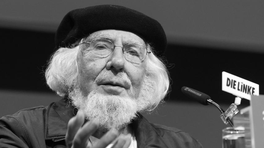 Ernesto Cardenal, kommunistischer Dichter und Priester aus Nicaragua, ist im Alter von 95 Jahren gestorben.