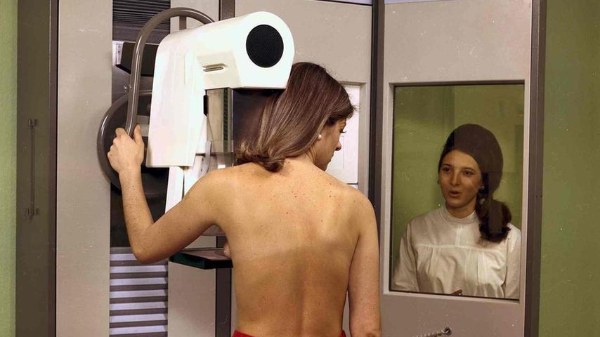 Fakten Brustkrebserkrankungen