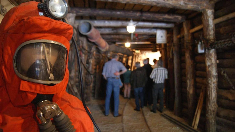 Der Schaustollen des Bergbaumuseums Maffeischächte bleibt wohl bis Mai 2021 geschlossen. Konzeptionell werden allerdings in erster Linie die Ausstellungen in den Schachthallen überarbeitet.