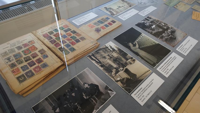 Immer wieder präsentiert das Stadtarchiv Erlangen Ausstellungen.