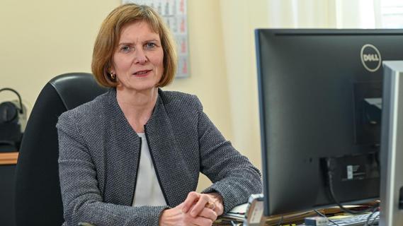 Margit Zorn hat mit Recht Karriere gemacht: Seit 1990 steht sie im Dienst der Justiz, nun ist sie Vize-Chefin des Landgerichts Nürnberg-Fürth.
