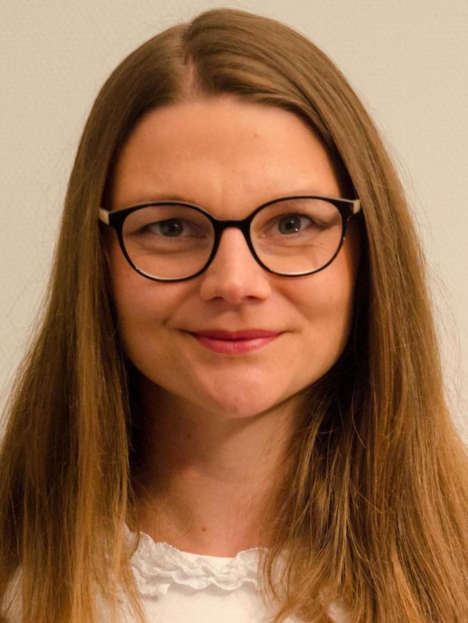 Rebecca Götz steht im Gerichtsärztlichen Dienst.