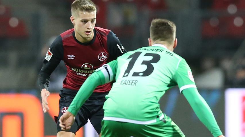 Mangelhaft gegen Hannover: Die Club-Profis in der Einzelkritik