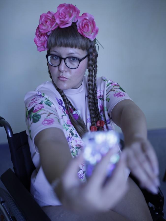 Carmen Westermeier ist Künstlerin, Aktivistin und DJ. Seit Jahren setzt sie sich für eine Gleichberechtigung der Geschlechter in der Musikszene ein.
