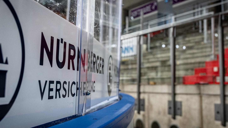 Die Arena am Kurt-Leucht-Weg wird am Mittwochabend leer bleiben, die DEL hat die Playoffs wegen des Coronavirus abgesagt.
