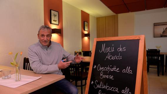 Italienische Nächte auf dem Feuerstein: Paar belebt Restaurant auf Flugplatz neu
