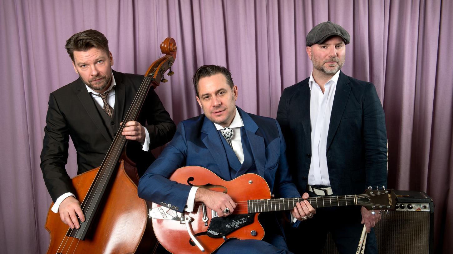 Hot Boogie Chllun, die Band von BossHoss-Frontman Sascha Vollmer, das Festival eröffnen sollen