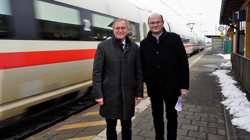 Bahnhof Parsberg: Barrierefreier Ausbau rückt näher
