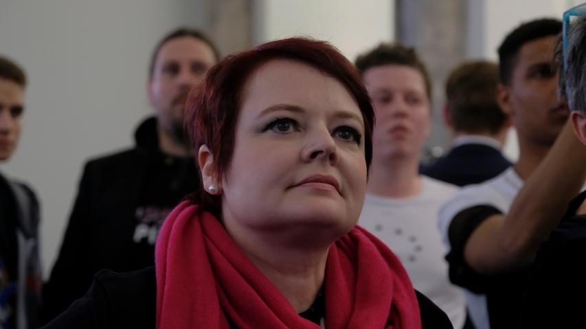 So erlebten Nürnbergs OB-Kandidaten die Wahl im Presseclub