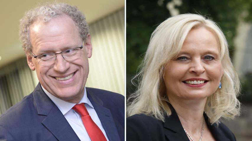 In Herzogenaurach holte German Hacker (SPD) 64,3 Prozent und setzte sich gegen die Newcomerin Sabine Hanisch von der CSU durch. Hier geht es zum kompletten Artikel.
