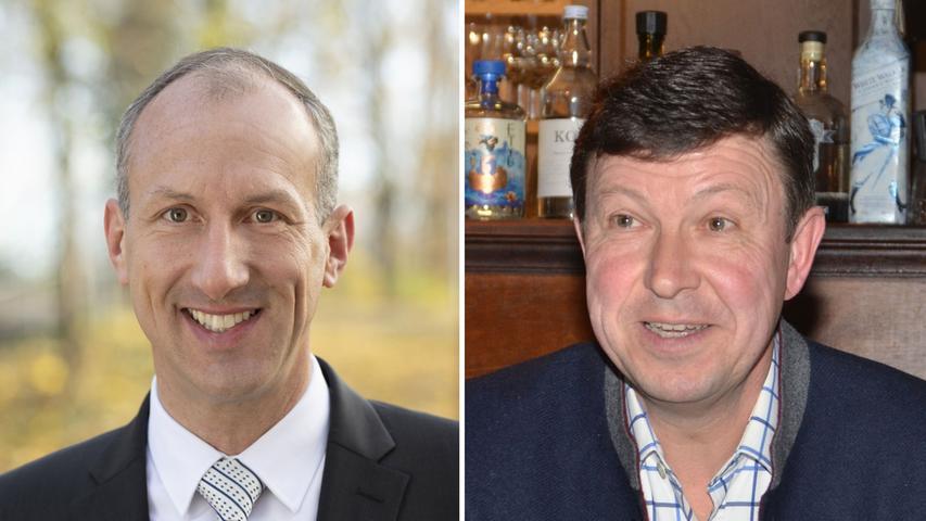 Die Kurstadt bekommt am 1. Mai einen neuen Rathauschef: Jürgen Heckel ist der ganz große Wurf gelungen, er hat mit 56,0 Prozent bei der Stichwahl Amtsinhaber Bernhard Kisch deutlich besiegt. Hier finden Sie den kompletten Artikel.