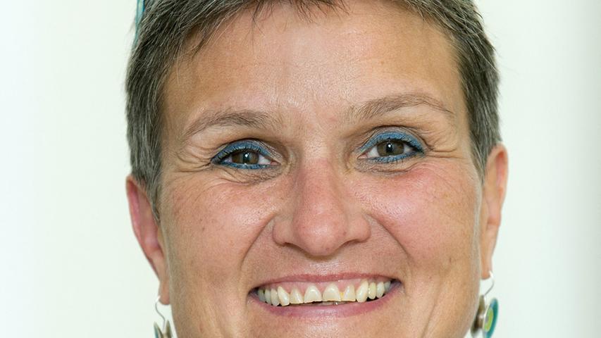 Andrea Friedel (Die Grünen) Beruf: Hebamme Erhaltene Stimmen: 59.705.