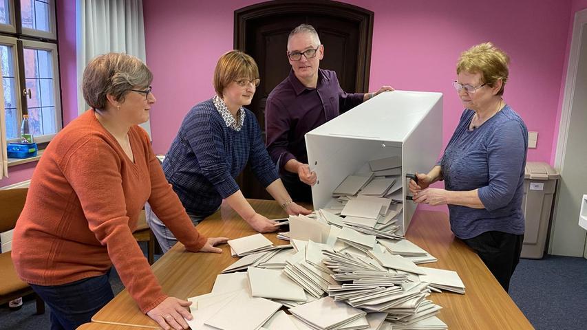 Als am Abend des 15. März die Wahlurnen geöffnet wurden, wurde es spannend. In zahlreichen Städten und Gemeinden wurden neue Bürgermeister und Räte gewählt. Mehr Infos dazu haben wir hier!