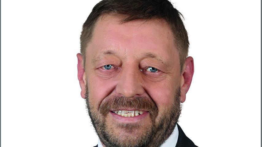 Konrad Schuh (CSU) Beruf: Handwerksmeister Erhaltene Stimmen: 57.322.