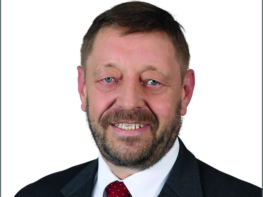 FOTO: Holger Krömer, gesp. 02/2020. MOTIV: Konrad Schuh, CSU-Stadtrat., Portrait