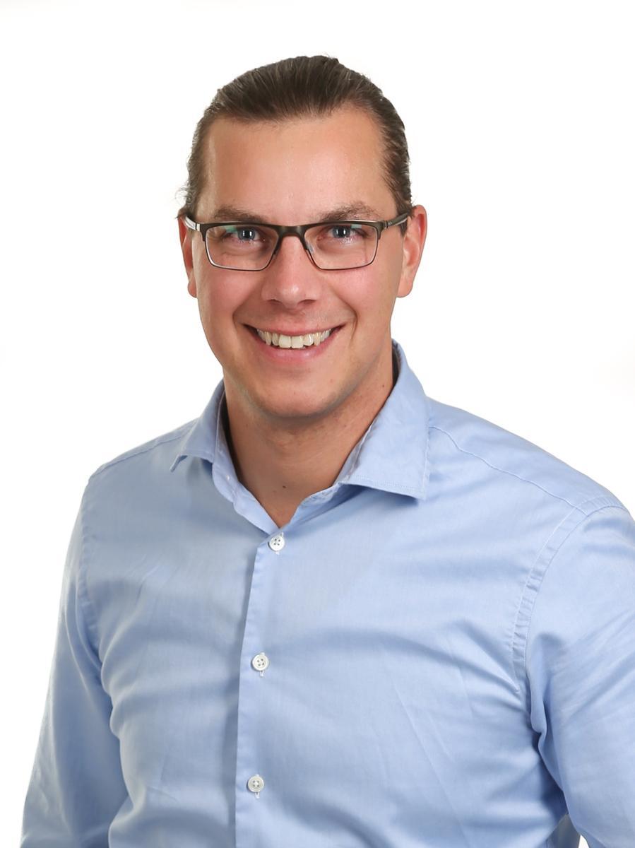 Kandidaten Junge Bürger Stadtrat Forchheim Tobias Raab