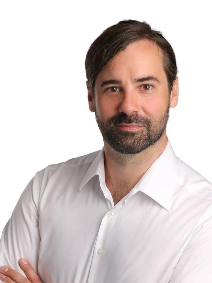 Kandidaten Stadtrat und Kreistag FDP Tono Reichardt