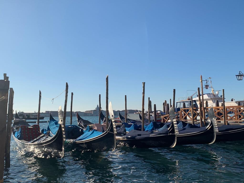 Weniger Tourismus, weniger Gondelfahrten. Was sich zunächst als negative Entwicklung für die Tourismusbranche in Venedig äußert, zeigt mittlerweile einen positiven Effekt auf die Umwelt. Die Kanäle in der Stadt werden durch die seltenere Nutzung sauberer.