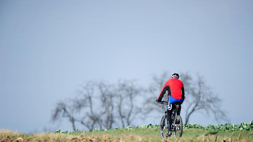 Unkomplizierter ist dagegen eine Radausfahrt oder Mountainbike-Tour in der nahen Umgebung. Schlechtes Wetter ist vor allem für letztere Option keine Ausrede.