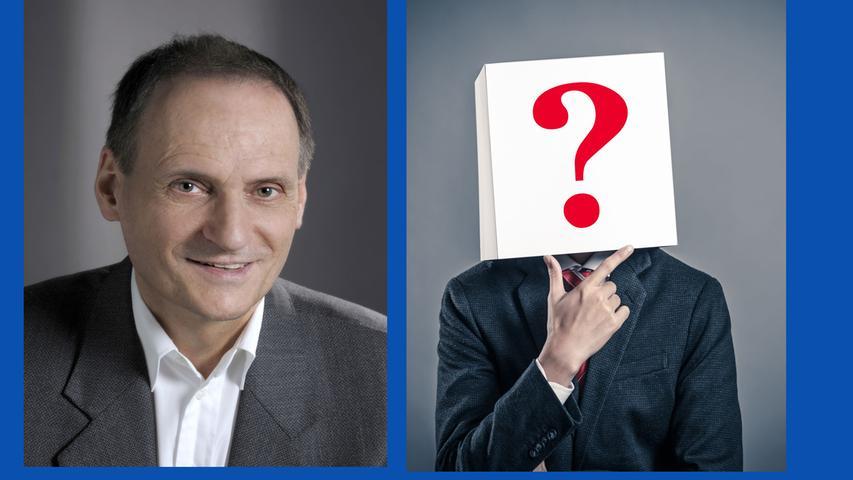 Siegfried Ermer, Unternehmensberater (Listenplatz 1, neu) und Michael Schmitt. Laut AfD unklar, ob er das Amt antritt.